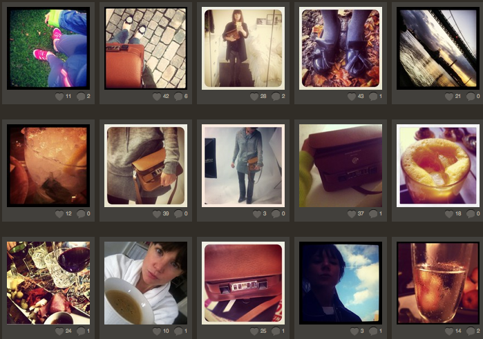 instagram-Portrait: Eleonore Nygards