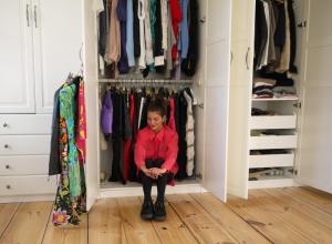 JOURgarderobe: Zuhause bei Rina