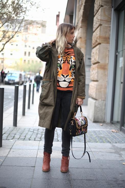 JOURlook: Der Pullover von Manoush