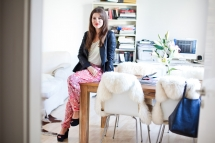 JOURlook: Isabel Marant trifft Karlotta Wilde (1)