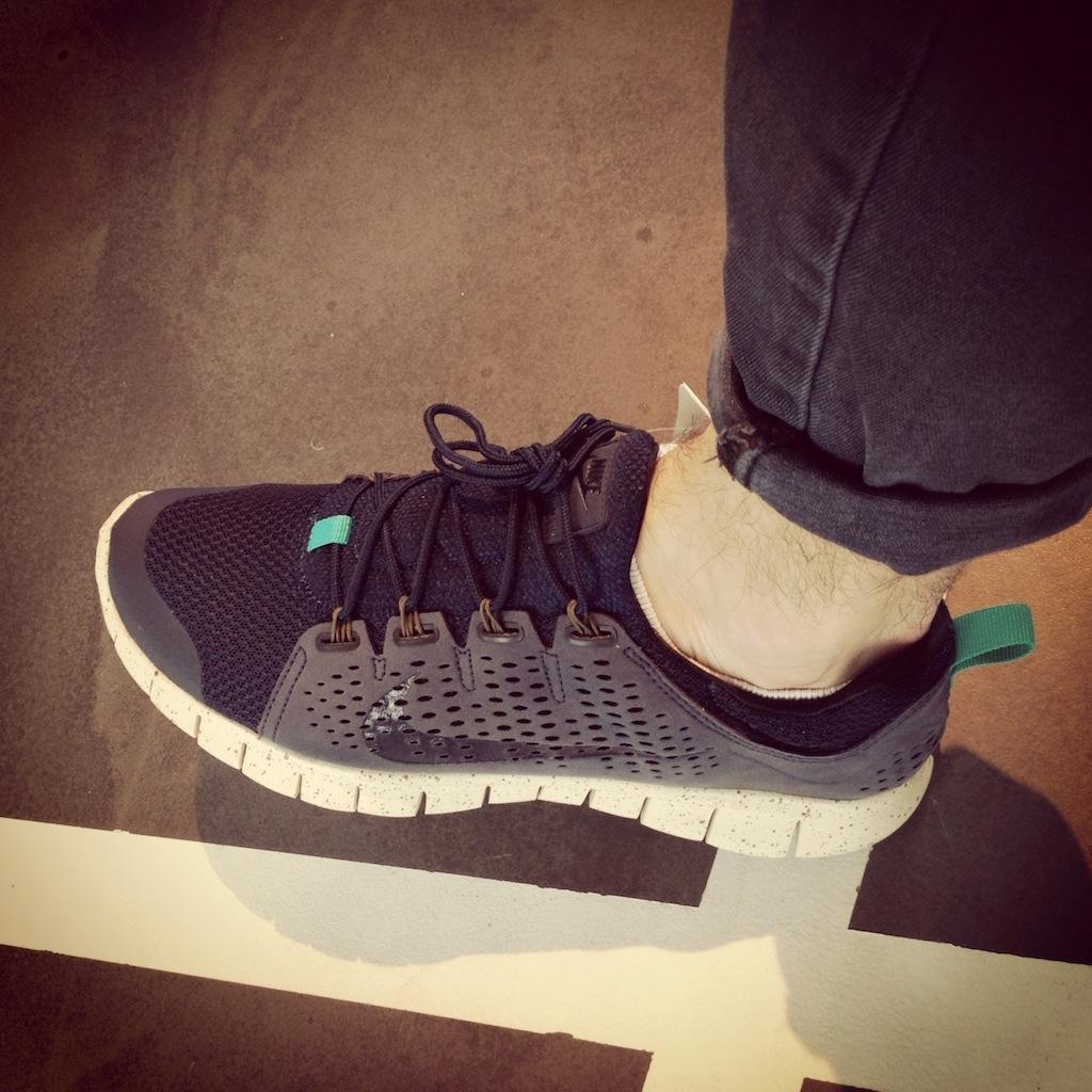 Nike Free Sole