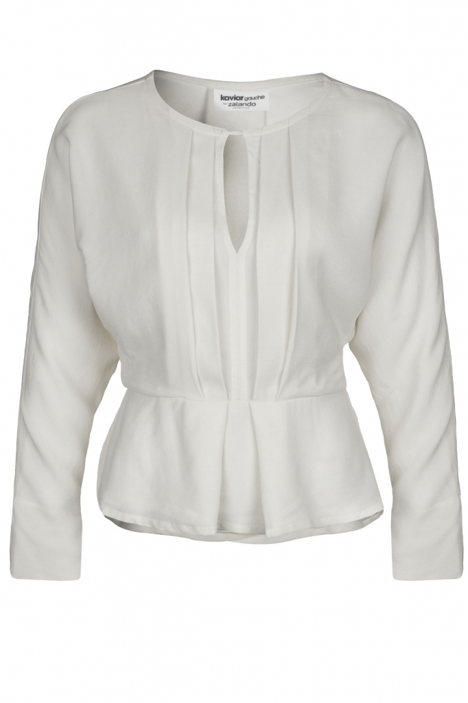 KaviarGauche_for_ZalandoCollection_drapedblouse_white_99,00€_UK85,00_CHF120,00