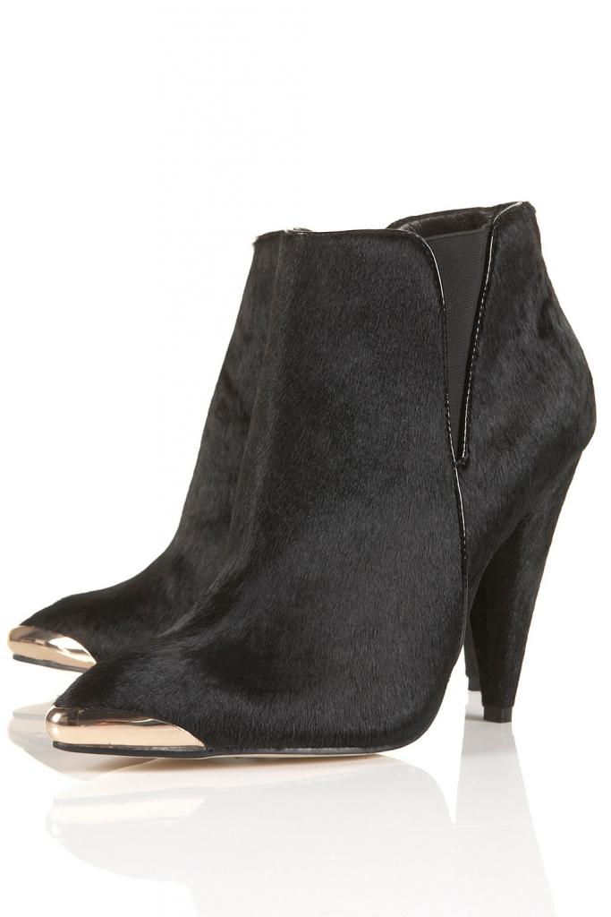 Ankle Boots von Topshop