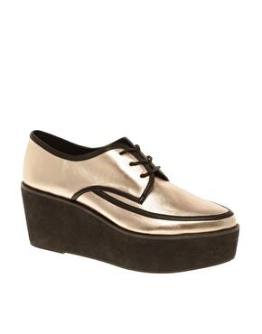 Schuh mit Plateau von Asos