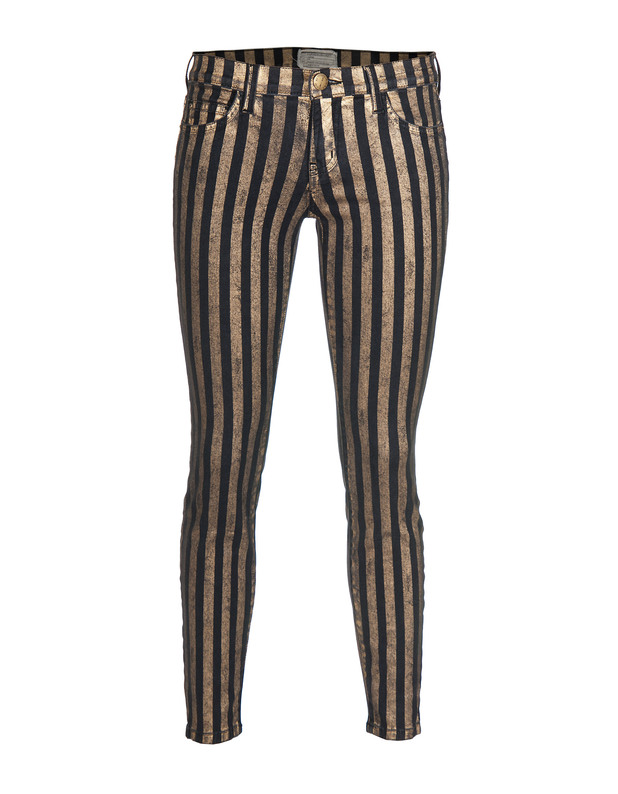 Gestreifte Jeans von Current Elliot