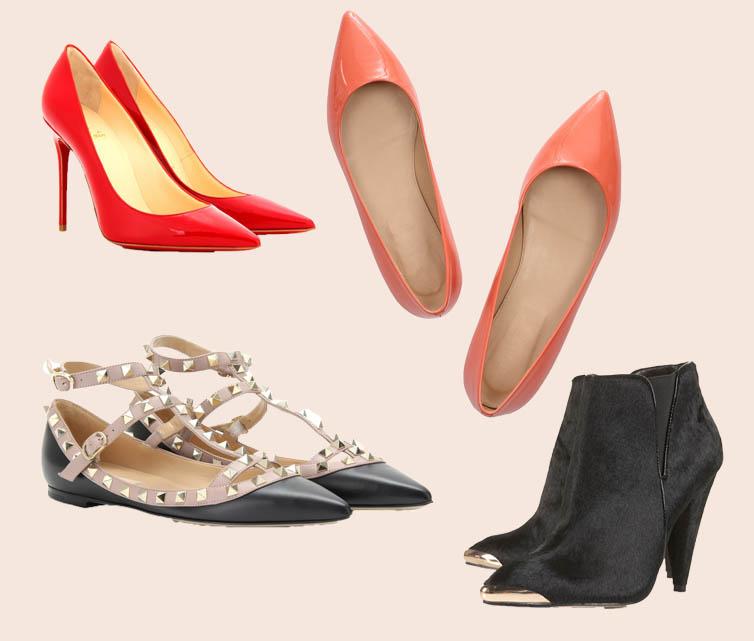 spitze Heels