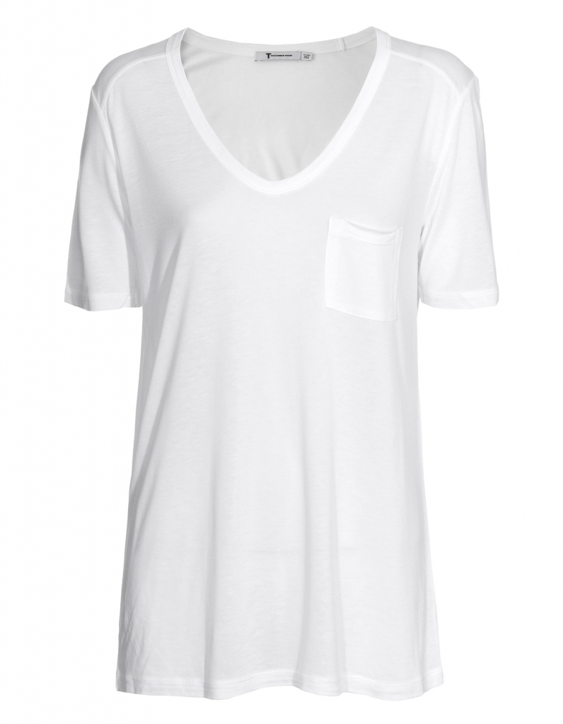 T-shirt von T by Alexander Wang