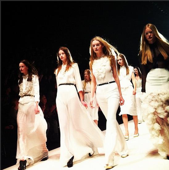 Kaviar Gauche bei der Berlin Fashion Week