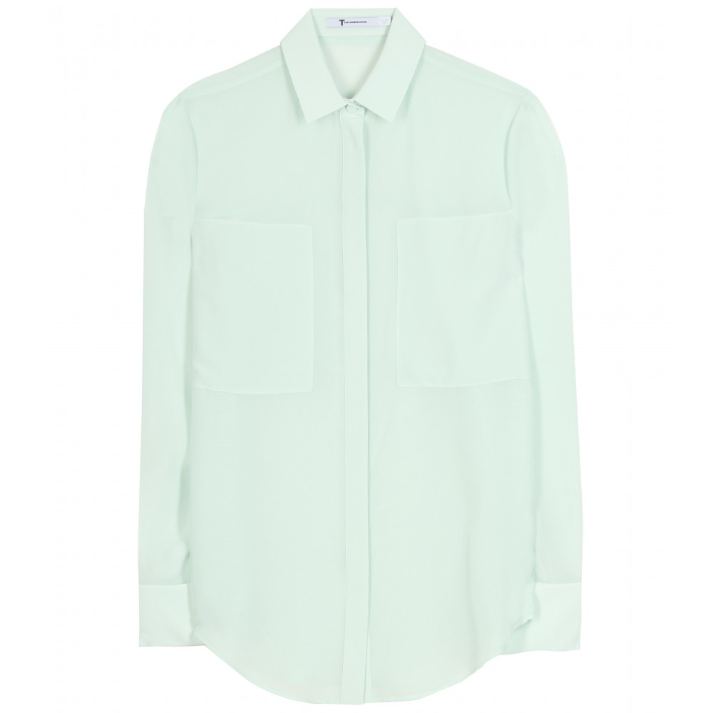 Bluse von T by Alexander Wang