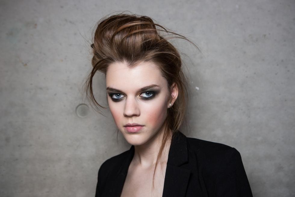 MBFWB // Michalsky Make-up AW 2013 // Credit: Sandra Semburg