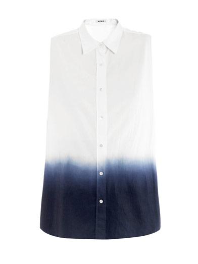 Bluse von Acne