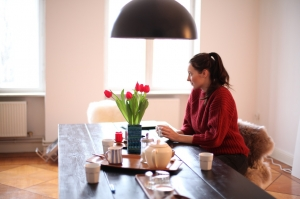 Beauty-Visit: Zuhause bei Ari von Primer & Lacquer