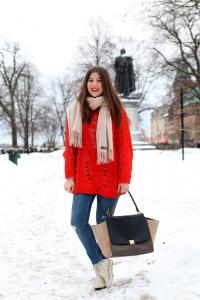 JOURlook: Reiseoutfit für Stockholm
