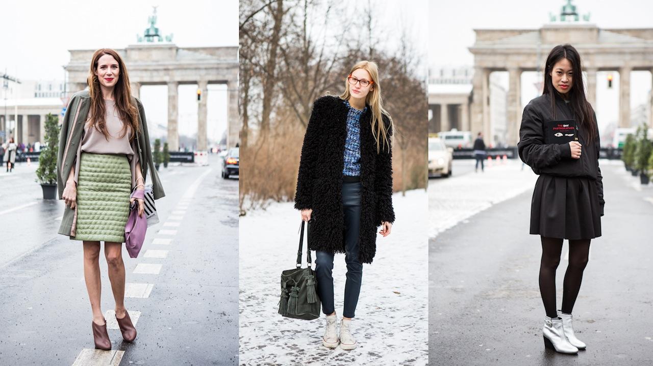 Die Sch Nsten Streetstyles Von Der Berlin Fashion Week
