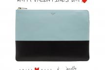Dein eigenes Valentinstaggeschenk: Anita Hass & Journelles verlosen eine Céline-Clutch!