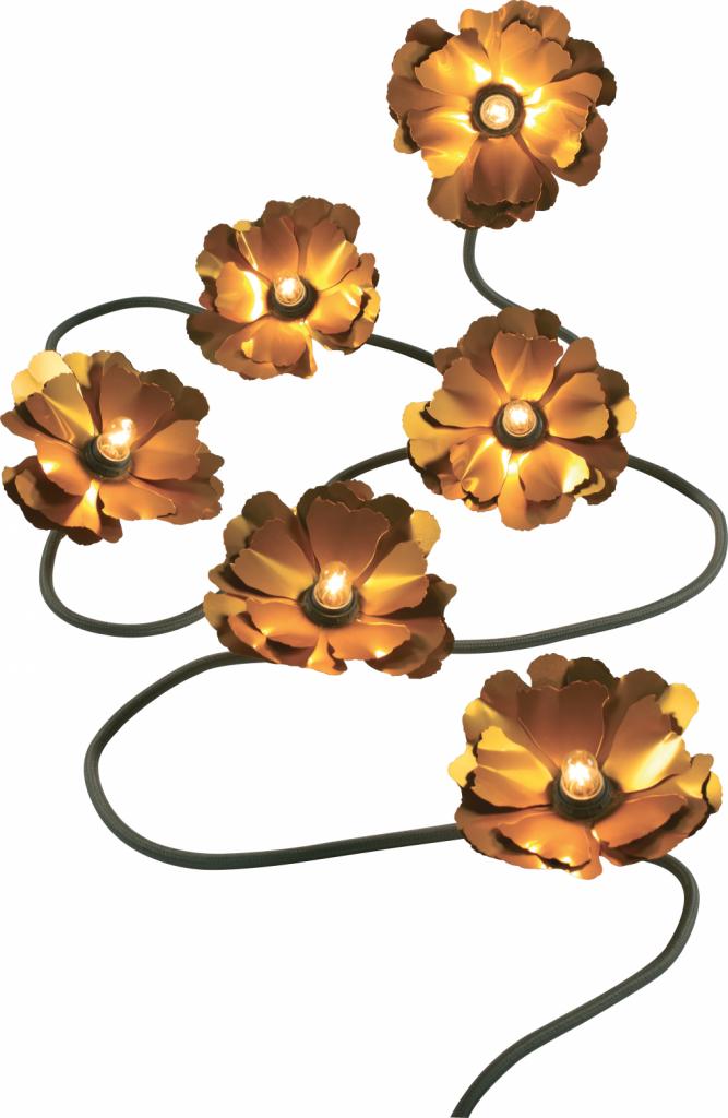 Leuchtgirlande von Habitat