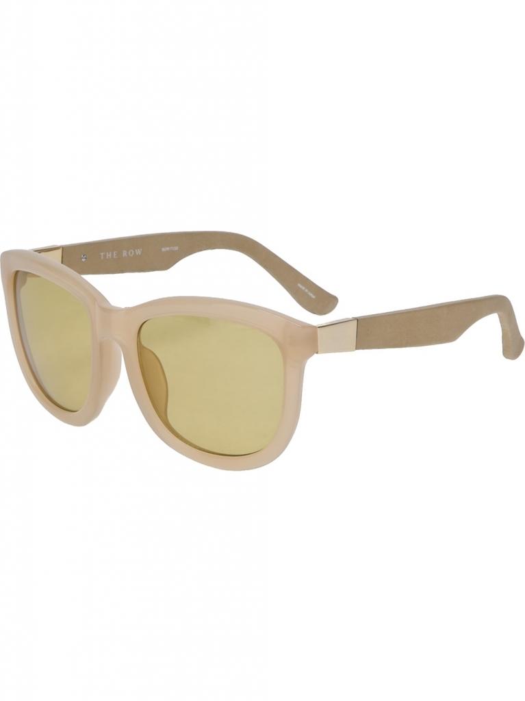 Sonnenbrille von Linda Farrow by The Row