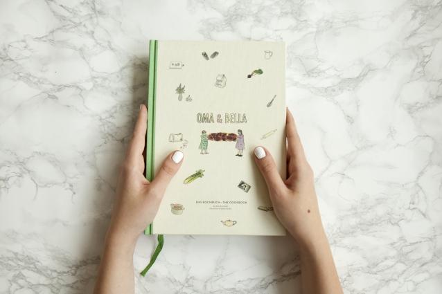 Oma & Bella – das Kochbuch von Alexa Karolinski