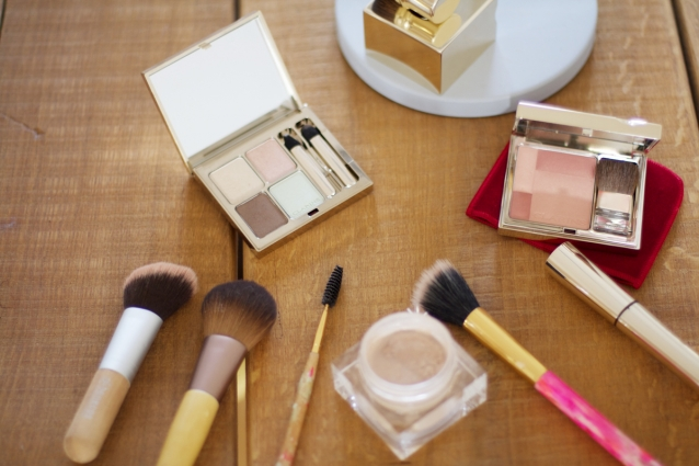 Clarins Make-up Spring Look