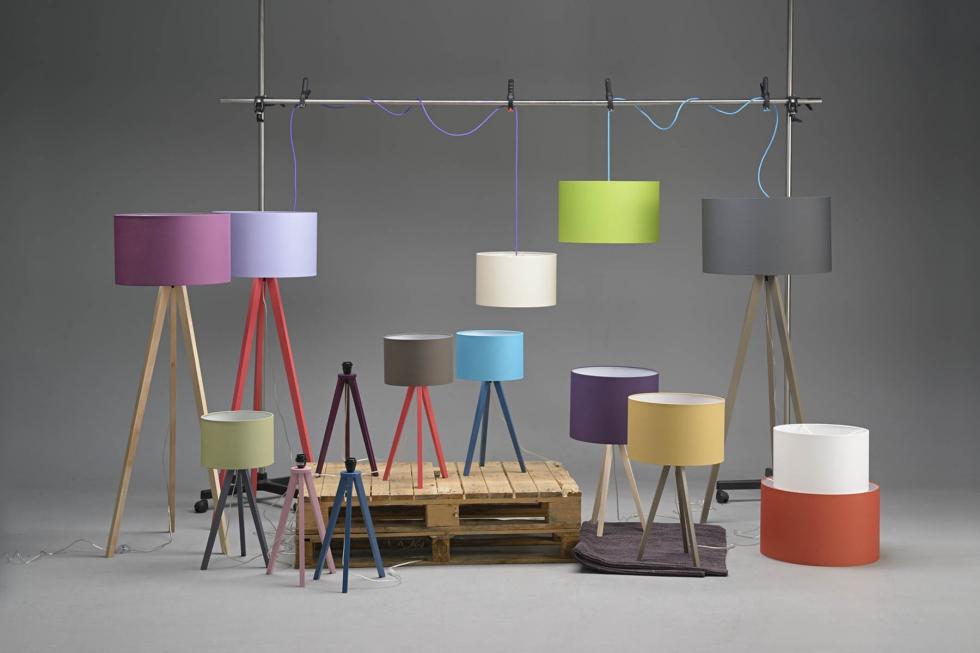journelles maison mit coloured by zur lampe deiner tr ume. Black Bedroom Furniture Sets. Home Design Ideas