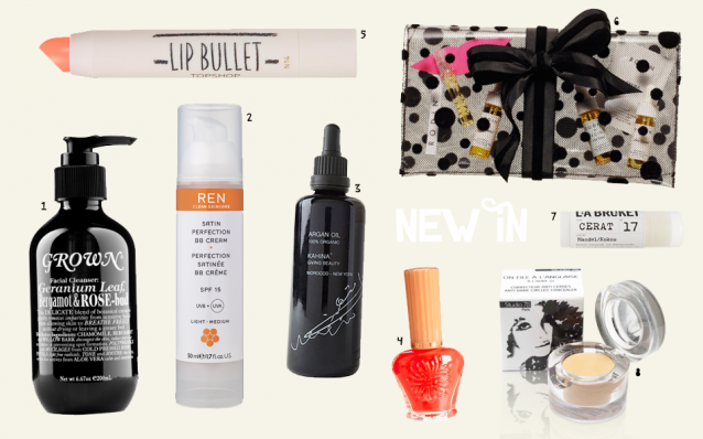 New in shops BEAUTY May 13