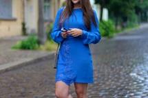 JOURlook: Topshop-Sneaker und Kleid von Stella McCartney