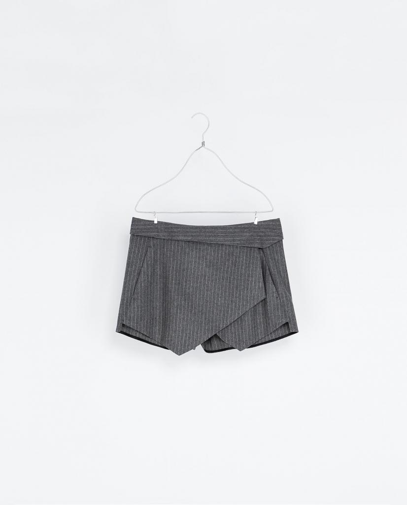 Hosenrock von Zara