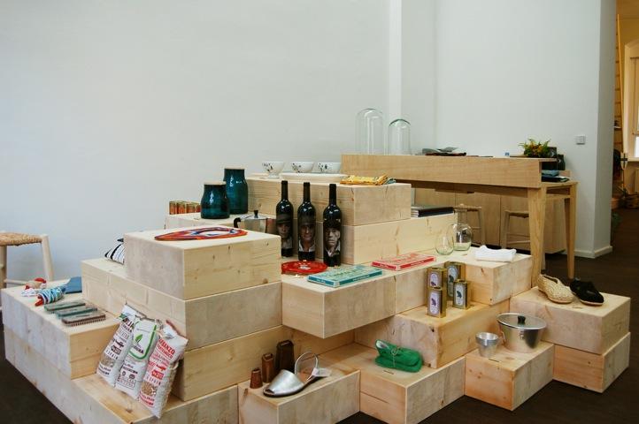 journelles maison silo ein spanischer concept store in berlin journelles. Black Bedroom Furniture Sets. Home Design Ideas