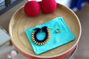 Armband und Ring von Aurélie Bidermann
