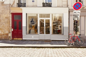Petit Bateau Pop-up Store Paris