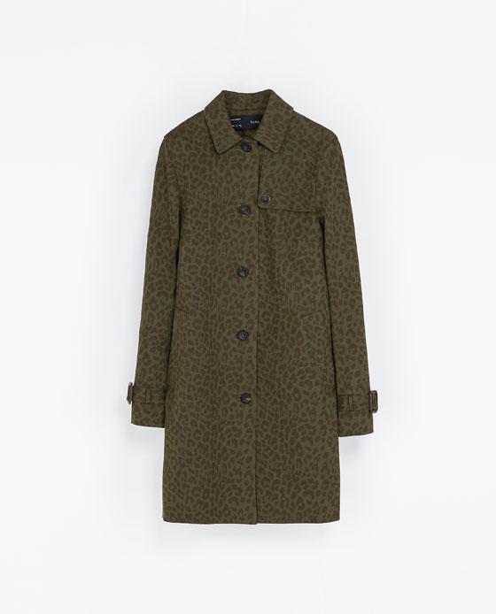 Trenchcoat von Zara