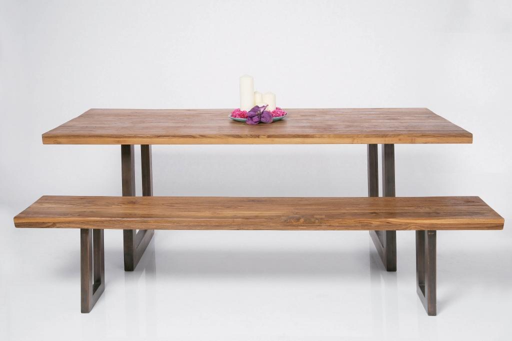 journelles maison gro e sch ne esstische aus massivholz. Black Bedroom Furniture Sets. Home Design Ideas