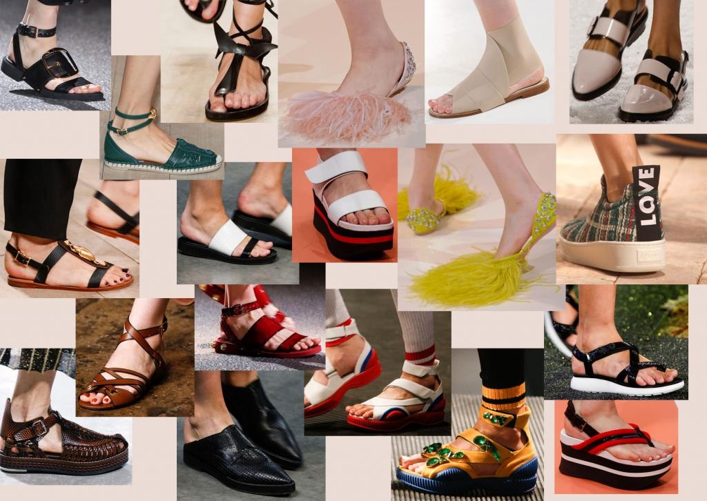 Best-of flache Schuhe Spring Summer 2014