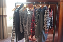 Isabel Marant pour H&M - Im Showroom in Paris