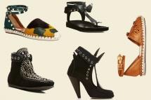 Isabel Marant Schuhkollektion Sommer 2014