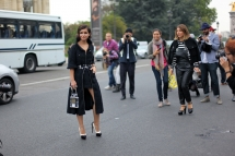 Paris: Streetstyles nach Chanel