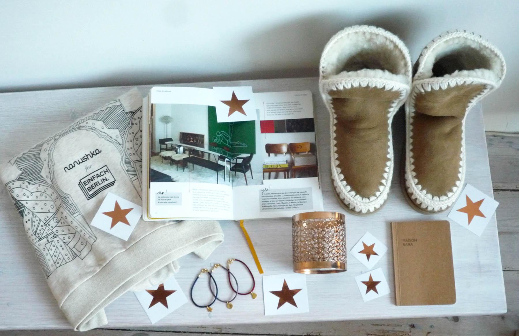 alexas 7 little things sweatshirt aus budapest mou boots und kupfer accessoires journelles. Black Bedroom Furniture Sets. Home Design Ideas