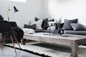 Wohnzimmer styled by Nina Holst via Stylizimo (Foto: Nina Holst)