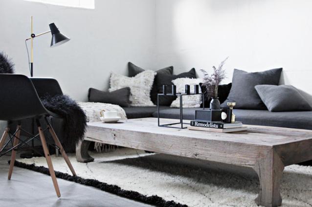 Wohnzimmer styled by Nina Holst via Stylizimo (Foto: Nina Holst)