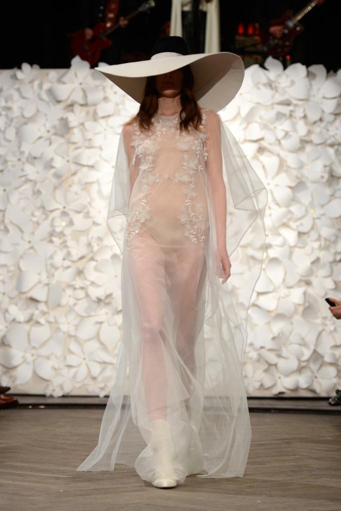 Kaviar Gauche Show - Mercedes-Benz Fashion Week Autumn/Winter 2014/15