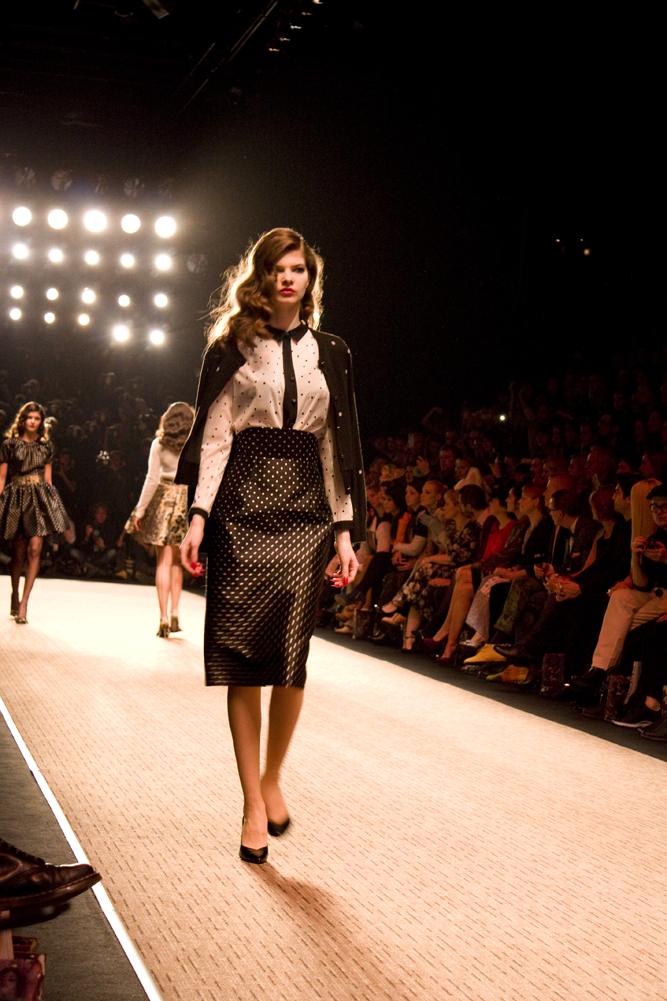 Lena Hoschek / Mercedes Benz Fashion Week Berlin 2014