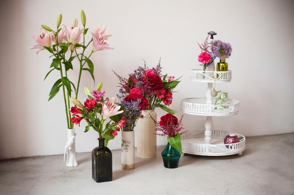Blumen und deko abc interview mit franziska von for Blumen dekorieren wohnung