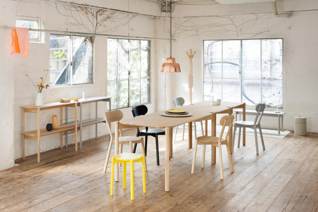 Journelles maison karimoku new standard die japanische for Maison standard