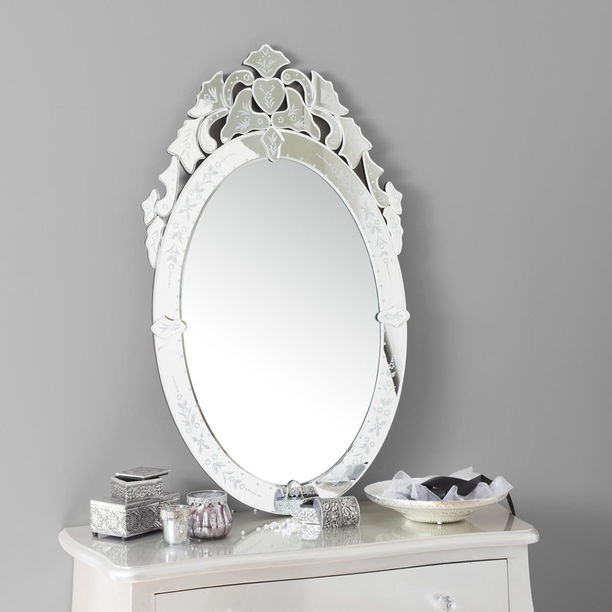 journelles maison venezianischer spiegel maison du monde journelles. Black Bedroom Furniture Sets. Home Design Ideas