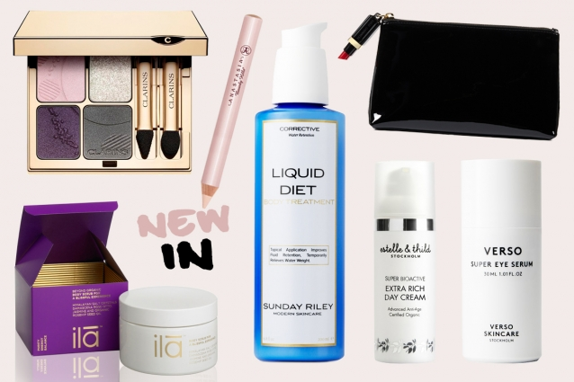 Beauty shopping: New in Feb 2014