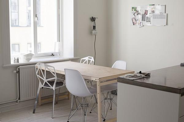 journelles maison designklassiker chair one von konstantin grcic journelles. Black Bedroom Furniture Sets. Home Design Ideas