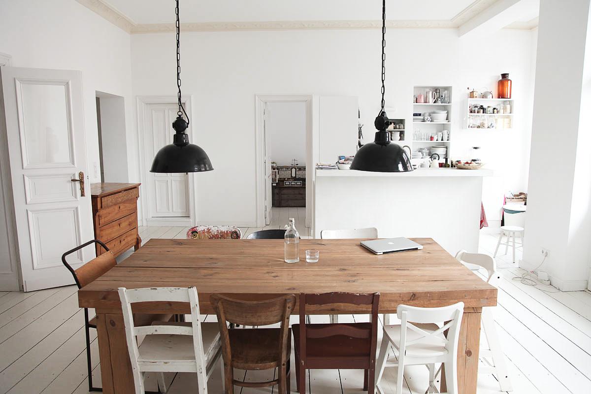 JOURgarderobe: Zuhause bei Antonia Zilling - Journelles