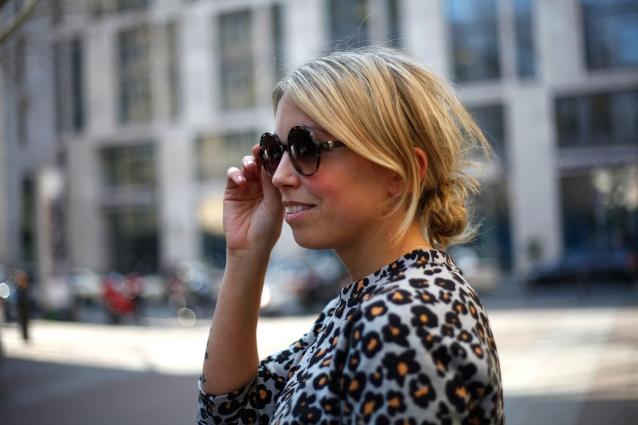 Mykita Sonnenbrille Model Yolanda