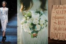 Hochzeitskolumne: Blumen, Film und das Standesamtkleid