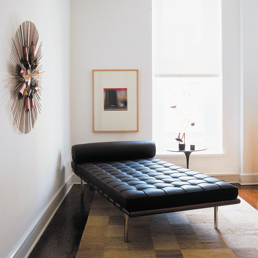 Journelles Designklassiker Barcelona Chair Couch Von Ludwig Mies